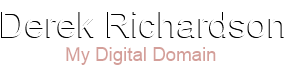 Derek Richardson – My Digital Domain